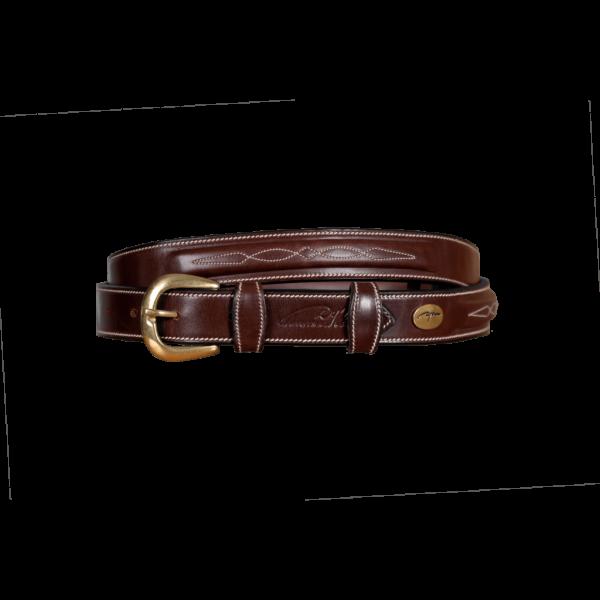 Dyon Gürtel RLA Fancy, Reitgürtel, Ledergürtel