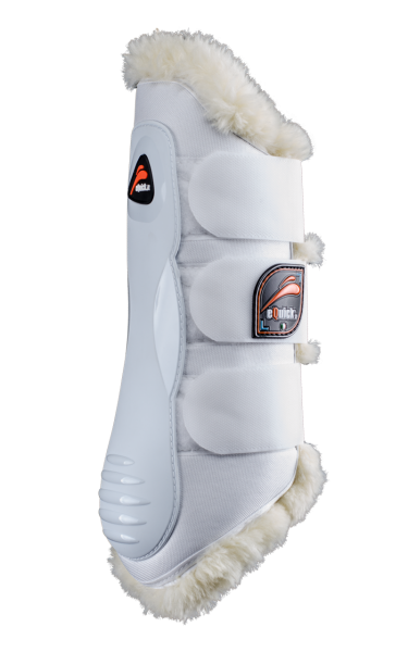 eQuick Gamasche eKur Luxury Fluffy Rear