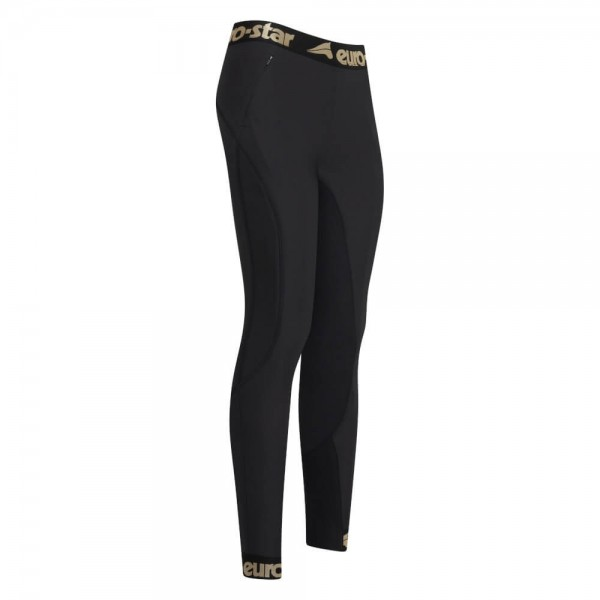 Euro Star Reitleggins Damen ES Athletic Fashion FS21, Vollbesatz, Full-Grip