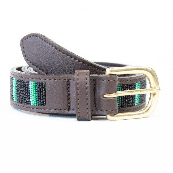 Kentucky Horsewear Reitgürtel Pearls, handgemacht