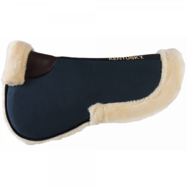 Kentucky Horsewear Sattelpad Absorb, Lammfellpad