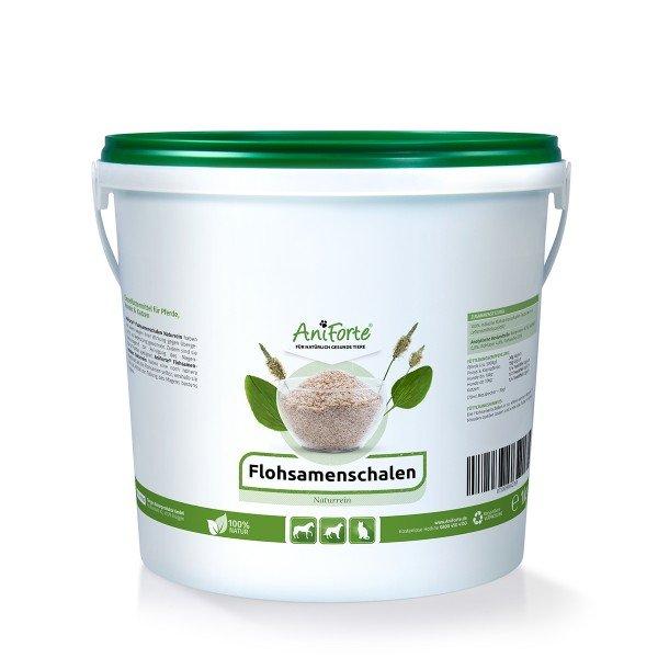 AniForte® Flohsamenschalen, Ergänzungsfutter