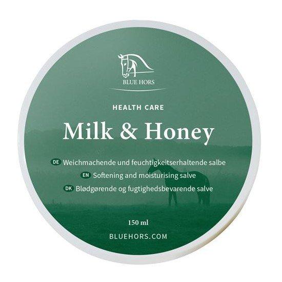 Blue Hors Hautpflege Milk & Honey, Hautsalbe