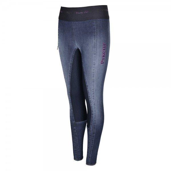 Pikeur Reitleggings Kinder Iona Grip Athleisure Jeans