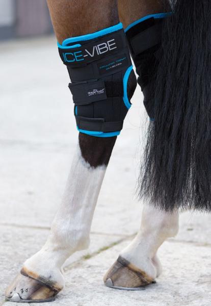 Horseware Ice Vibe Hock Wrap