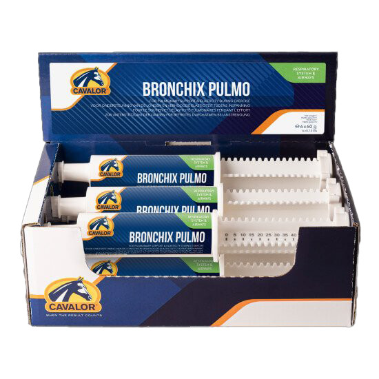 Cavalor Bronchix Pulmo, Ergänzungsfuttermittel
