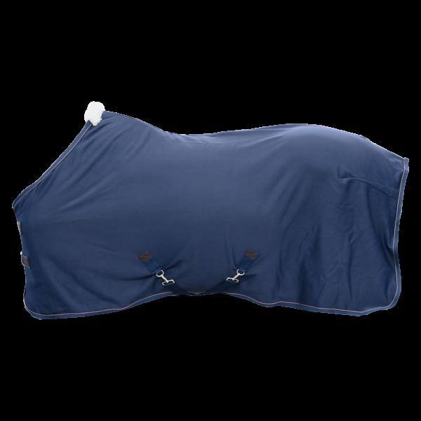 Kentucky Horsewear Abschwitzdecke Cooler fleece rug, blau