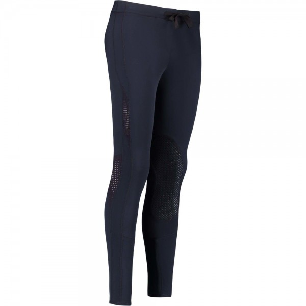 Euro Star Reitleggings Damen Athletics, Kniebesatz, Knee-Grip