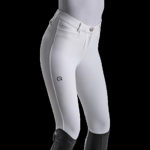 Ego7 Reithose Damen Dressage FG Breeches, Vollbesatz, Full-Grip