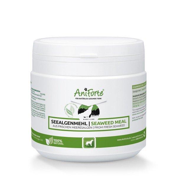 AniForte® BARF-Line Seealgenmehl – für Haut & Fell, die Mundhygiene und Verdauung