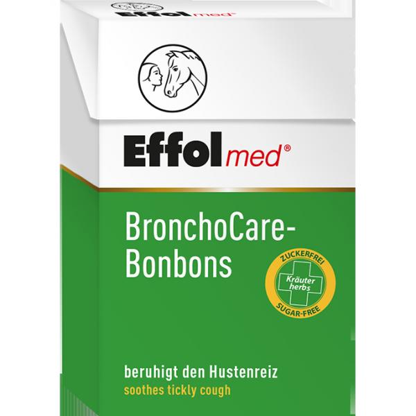 Effol med BronchoCare-Bonbons, Ergänzungsfutter