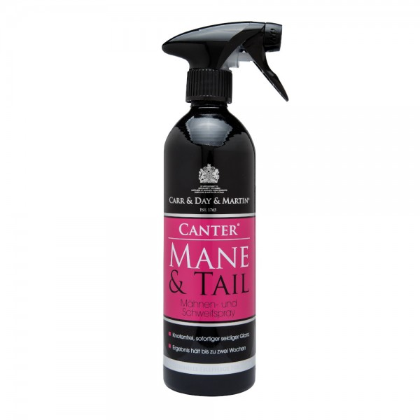 Carr & Day & Martin Mähnenspray Mane & Tail Conditioner, Schweifspray