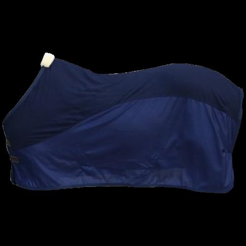 Kentucky Horsewear Abschwitz- und Fliegendecke Quick Dry, blau