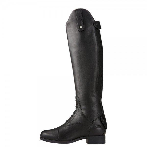 Ariat Bromont Pro Tall H20 Insulated, Lederreitstiefel, Winterreitstiefel, schwarz