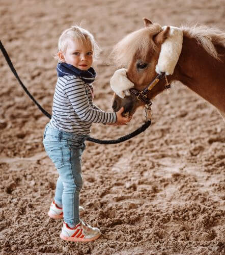 Kinder-und-Pferde