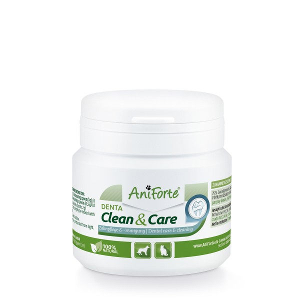 AniForte® Denta Clean & Care Zahnstein-EX Pulver