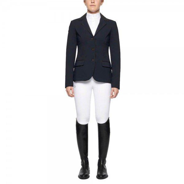 Cavalleria Toscana Sakko Mädchen GP Young Rider Jacket FS21, Turniersakko, Turnierjacket