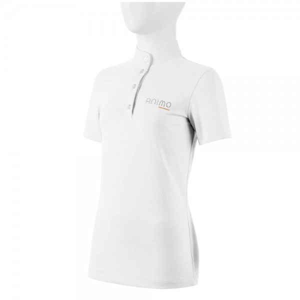 Animo Turniershirt Mädchen Bewi FS21, Poloshirt, kurzarm