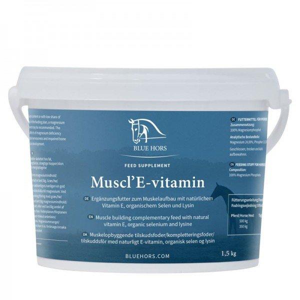 Blue Hors Muscl E vitamin, Ergänzungsfutter
