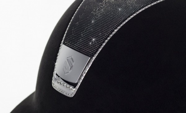 Samshield Reithelm Premium Shimmer full Swarovski