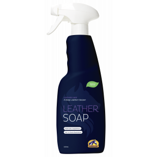 Cavalor Lederreiniger Leather Soap, Sattelseife, Lederseife