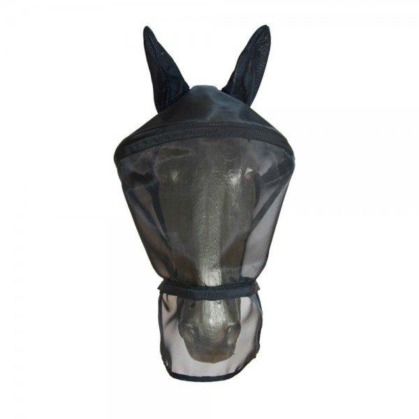 Kentucky Horsewear Fliegenmaske Flymask Pro, Fliegenschutzmaske