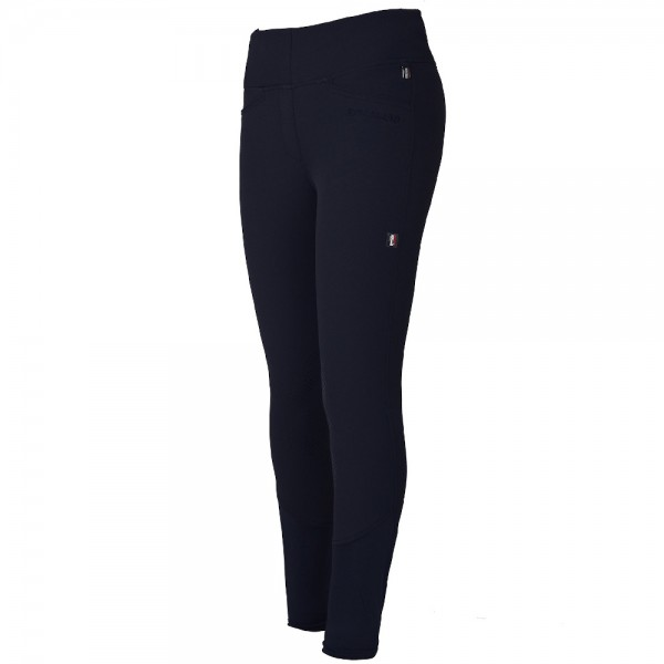 Kingsland Reitleggings Damen Katja, Kniebesatz, Knee-Grip
