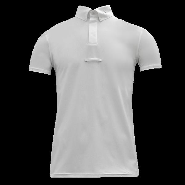 Laguso Herren Turniershirt Luca Sport FS20, Turnierpolo, kurzarm