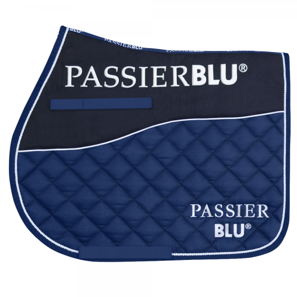 Passier Blu Schabracke, Springschabracke