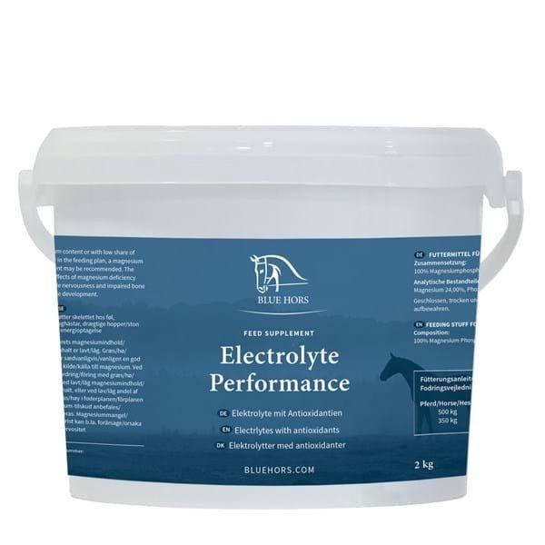 Blue Hors Electrolyte Performance, Ergänzungsfutter
