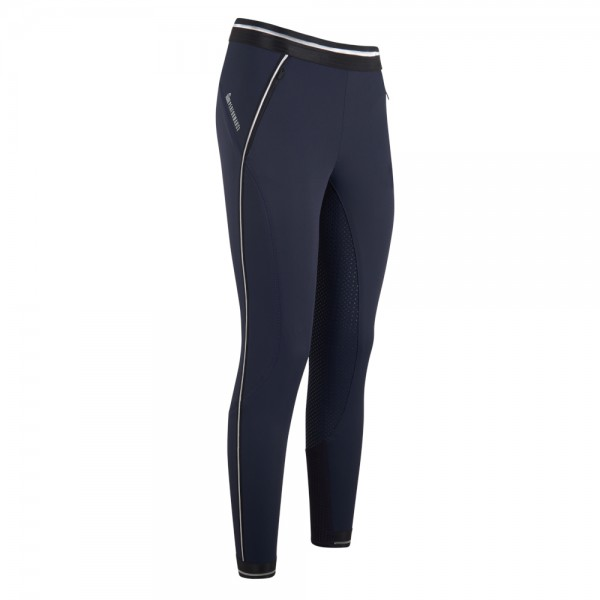 Euro Star Reitleggings Damen Athletic Lux LTE, Vollbesatz, Full-Grip