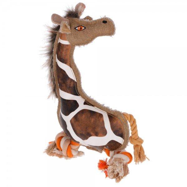 Kerbl Hundespielzeug Giraffe Gina