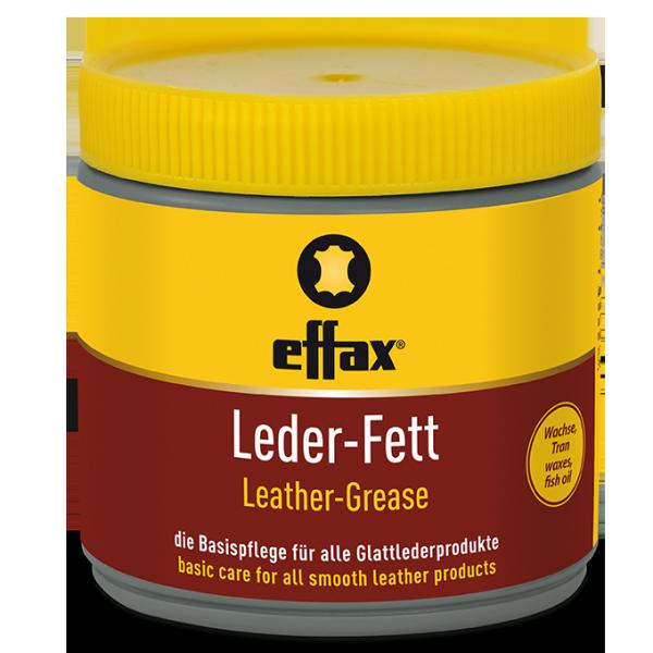 effax Lederpflege Leder-Fett, Lederbalsam