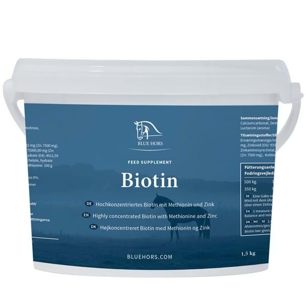 "Blue Hors ""Biotin"""
