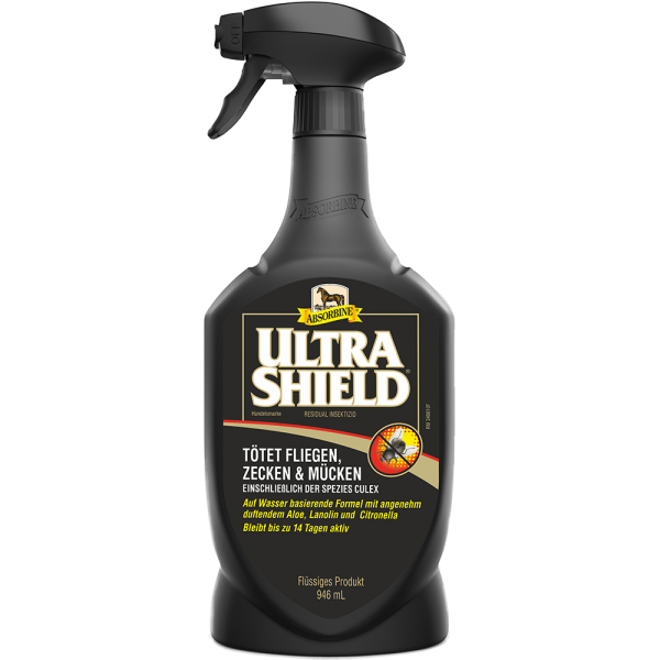 Absorbine Ultra Shield Black