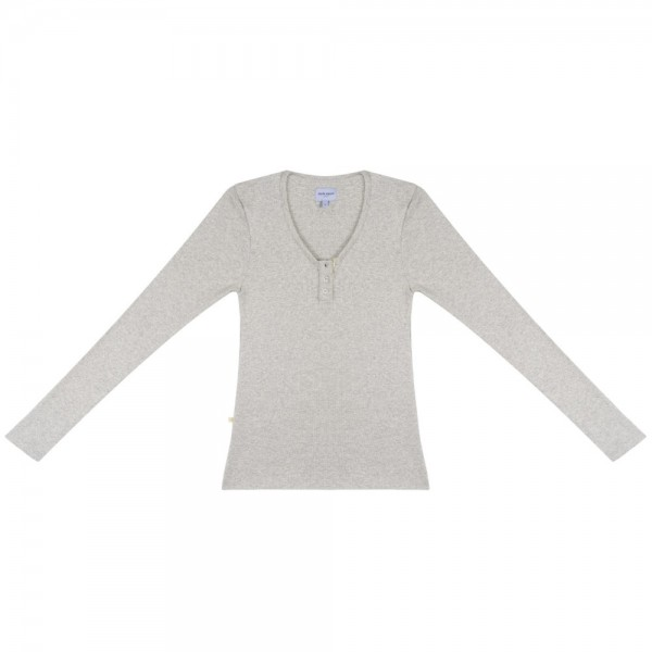 Dada Sport T-Shirt Damen Nynion, blau, grau