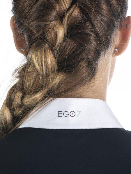 Ego7 Damen Turniershirt Shirt MC, Turnierbluse, kurzarm