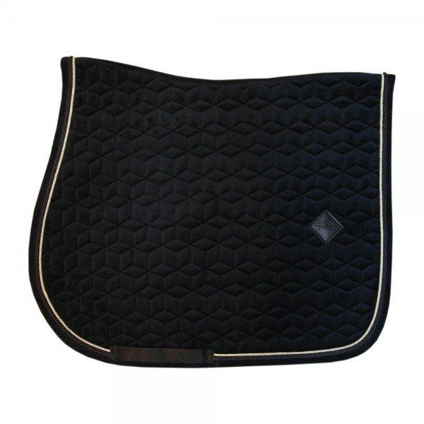 Kentucky Horsewear Schabracke Basic Velvet, Springschabracke