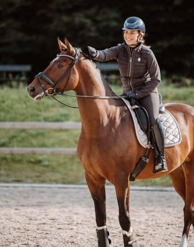 Dressurausr-stung-Pferd-und-Reiter