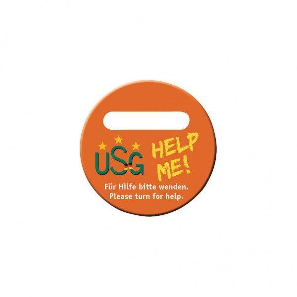 USG Sicherheitsanhänger Help-Me