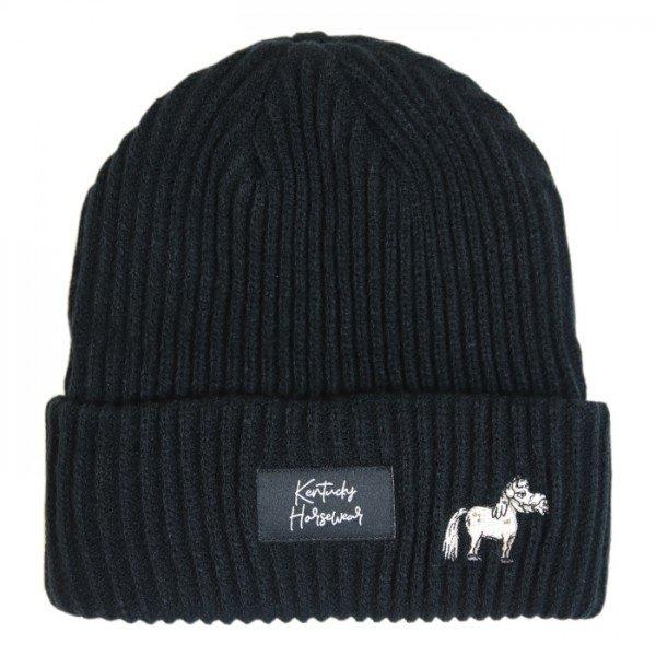 Kentucky Horsewear Strickmütze Beanie Sammy, Wintermütze