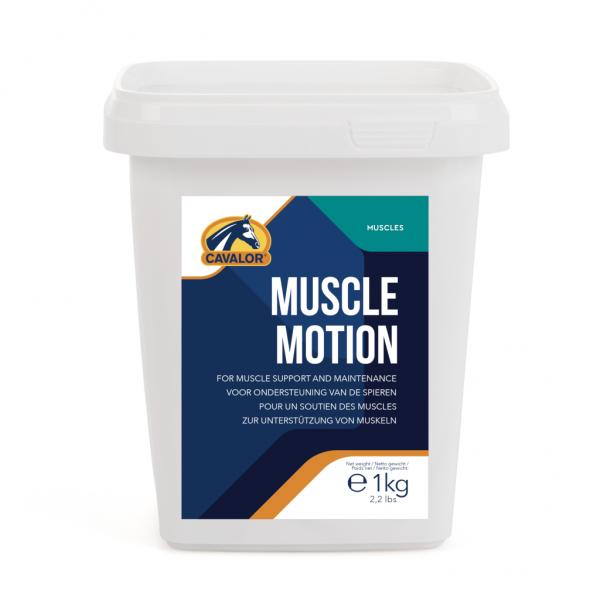 Cavalor Muscle Motion, Ergänzungsfutter