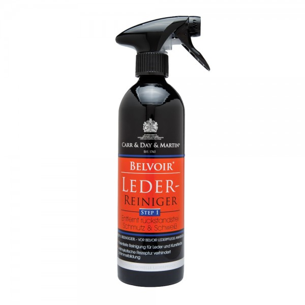 Carr & Day & Martin Lederreiniger Belvoir Step1 - Spray