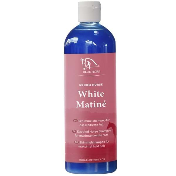 "Blue Hors ""White Matiné"""