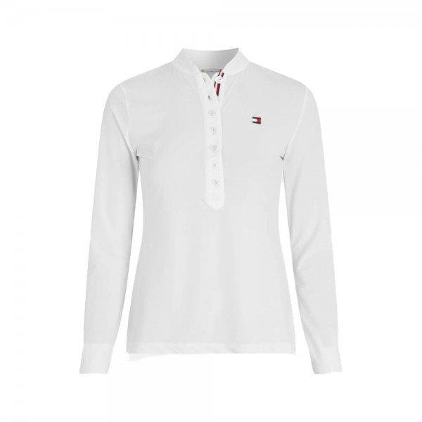 Tommy Hilfiger Equestrian Turniershirt Damen FS21, langarm