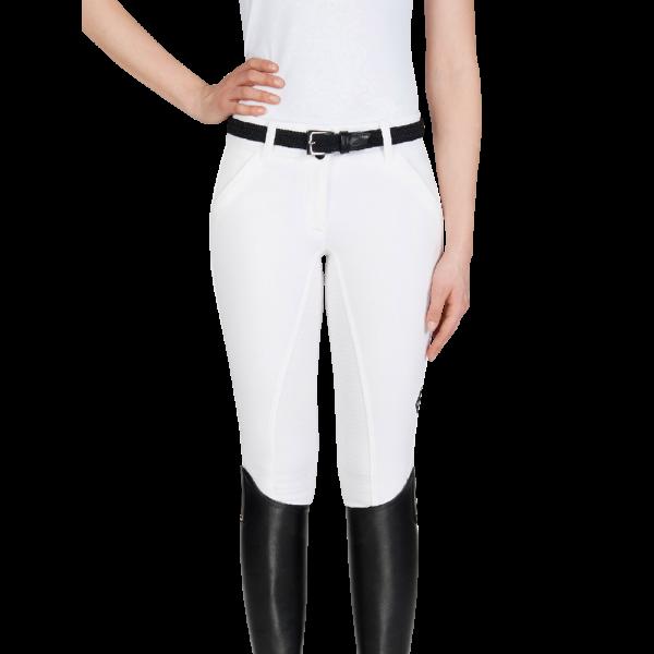 Equiline Reithose Damen X-Shape, Vollbesatz, Full-Grip