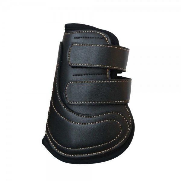 """Kentucky Horsewear Streichkappen """"Leder Moonboots Max"""""""