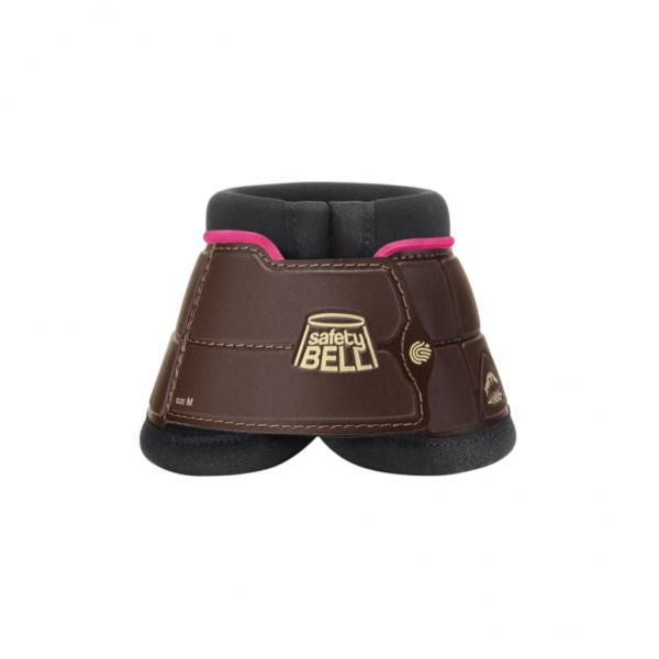 Veredus Sprungglocken Safety Bell Color Edition Braun