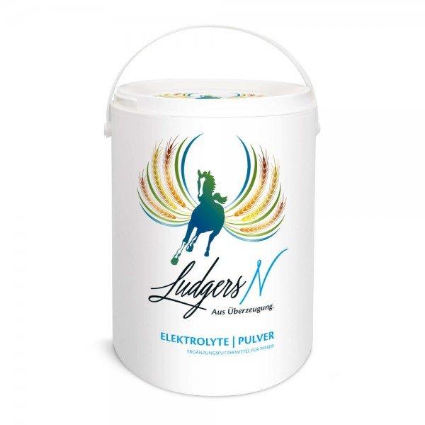Ludgers Elektrolyte Pulver, Ergänzungsfutter