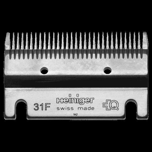 Heiniger Schermesser-Set, 31F / 23